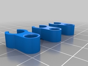 M3D Filament Guide Tripled