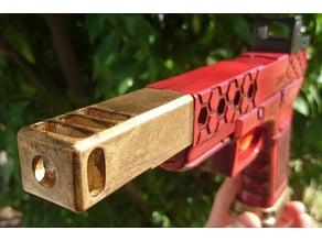 Deadshot Custom Glock Compensator