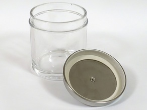 Cotton Swab Jar Gasket
