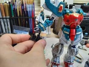 Gundam wrist joint adapter
