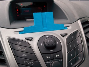 Universal CD car slot - Ford Fiesta