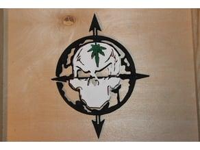Cypress Hill Skull Logo