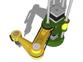 Scara robotic arm