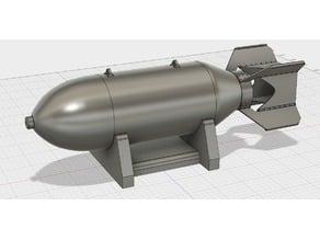 WW2 M64 500 lbs bomb