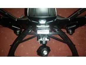 Yuneec Q500 Landing Gear Brace