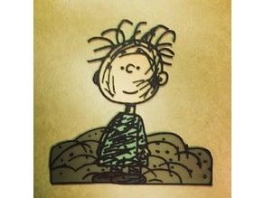 Peanuts - Pig Pen