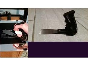 CR-10 / Ender 3 spatula mod