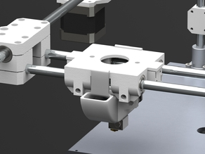 E3D-Hotend Cooling-Assembly (V4-measures!!!)