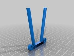 FuriBee Fuuton RC RX Antenna holder