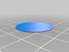 Slic3r Configuration for M3D Printer