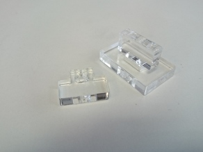 Snap-In System for 5mm Acrylicglass