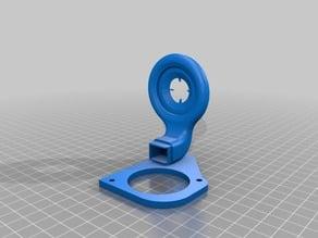 Anet A8 80mm fan adapter