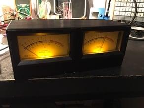 Stereo VU Meter