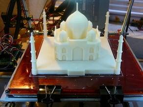 Another simplified Taj Mahal