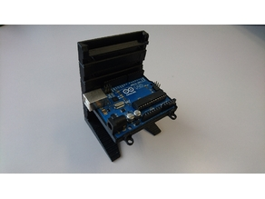Arduino/Shield mount and holder