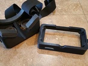 TTVR Modular Virtual Reality Headset