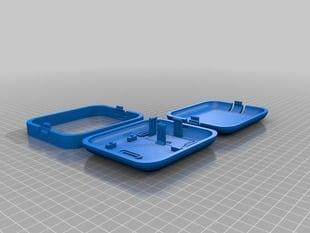 wall mount, 9v & shields enabled arduino box