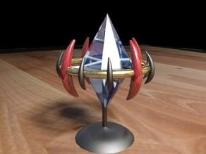 Starcraft pylon protoss V2 with stand
