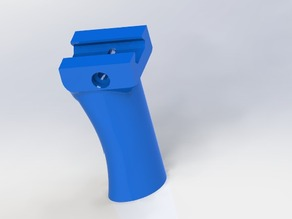 Airsoft Foregrip, Easy Print