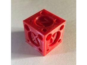 Cube test