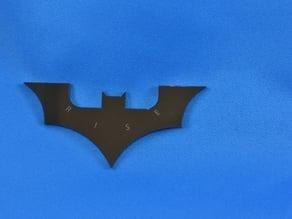 The Dark Knight Rises Logo