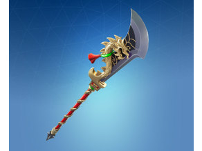 Guandao Pickaxe fortnite