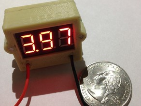 Mini Volt-meter Case