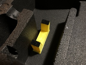 DJI Inspire 2 Battery Support for OEM Foam Case