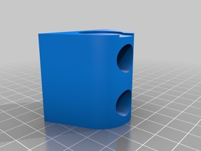 My Customized FSR Mount for Wolfstock (2040 Extrusion Base)