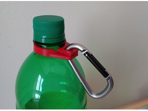 Bottle holder (Parametric)