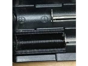 Nitecore Intellecharger i4 AAA adapter