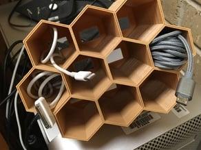 Cable Management Hive Remix