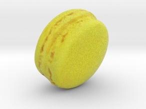 The Yuzu Macaron