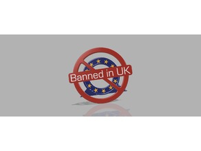 Banned in UK