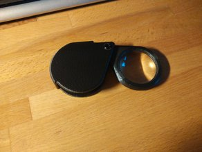 37mm VR lens loupe/magnifying glass