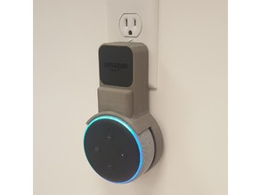 Amazon Echo Dot 3, Socket Mount