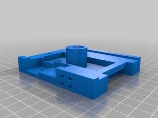 HX1-Mod Steve's Extruder powered Bowden Setup