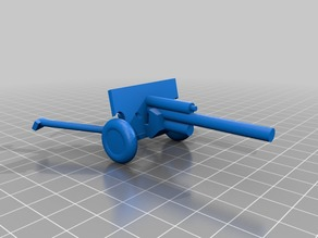 Simple ZIS3 57mm