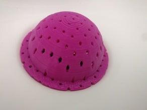 Customizable Dome Hair Shield