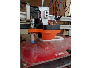 MakerFarm Prusa i3v Hexagon Bulldog Lite Print Fan Auto Bed Leveling X-Carriage