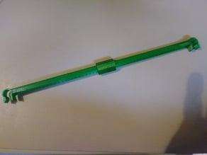 Garden Stake Tripod Clip & Connector