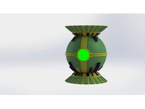 Green Lantern Central Power Battery Scale Replica