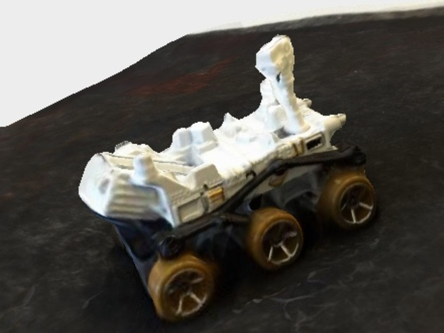 mars rover thingiverse - photo #16
