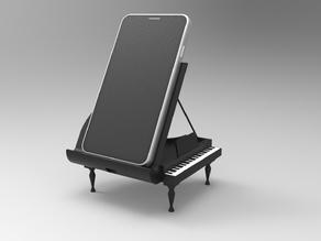 Grand Piano - Phone Dock