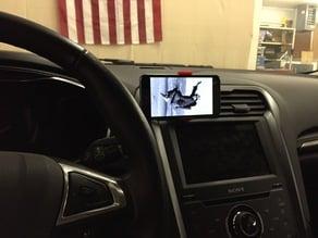 iPhone Car Clip