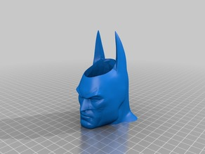 Batman pencil holder cup