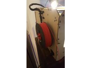 Spool holder for replicator dual/ Flashforge creator/ ctc