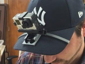 GoPro Hat Brim Mount