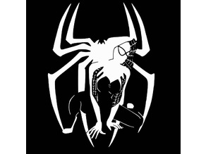Spider Gwen stencil