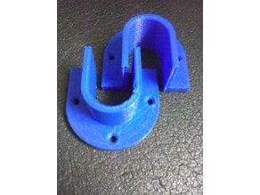 support barre de penderie 20-22 mm ou barre a rideau
